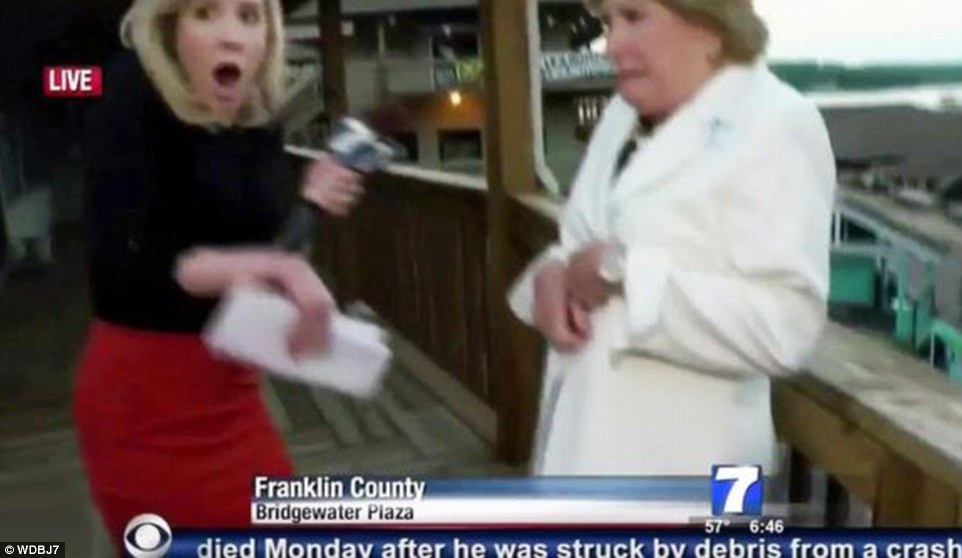 Murder of TV Reporters Expose the Wicked Heart of Man - The
